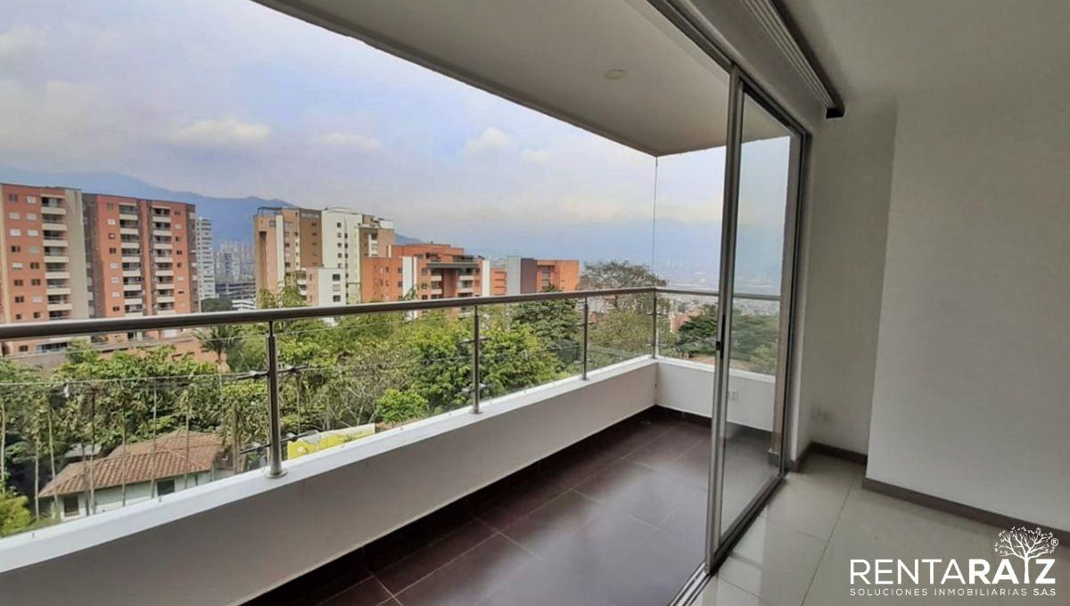 Loma Del Esmeraldal – Envigado, Hermoso Apartamento En Venta Con Espectacular Vista Y Ubicación. (Cod 912).