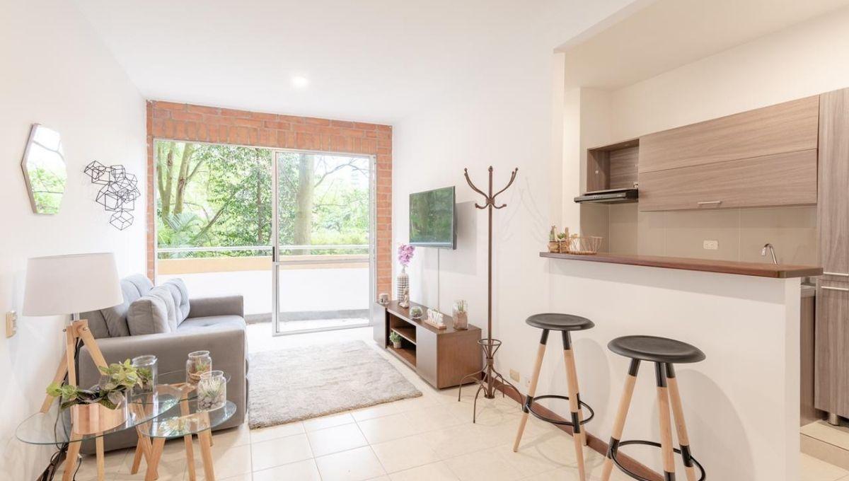 El Poblado – Espectacular Apartamento Amoblado (Cod 833)
