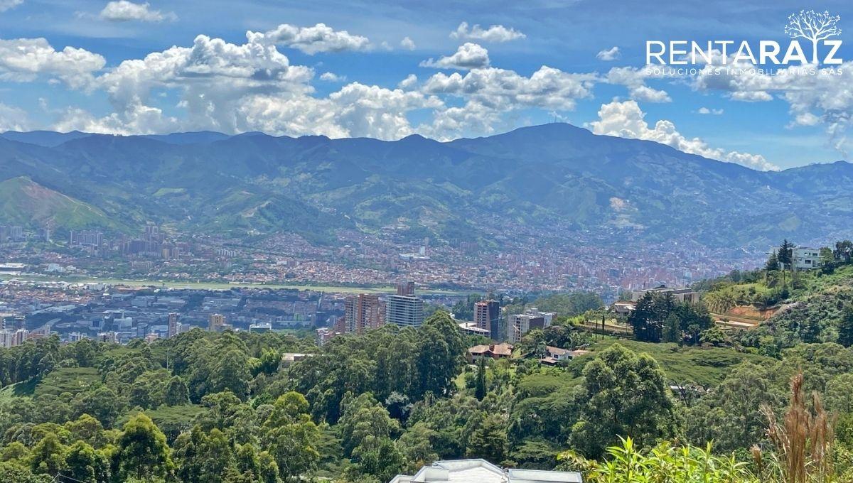 Las Palmas – Espectacular Lote Con Espectacular Vista A La Ciudad (Cod 432)