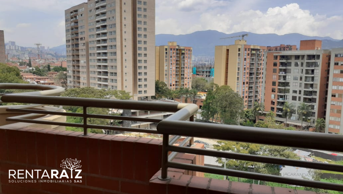 Zuñiga – Espectacular Penthouse (Cod 816)