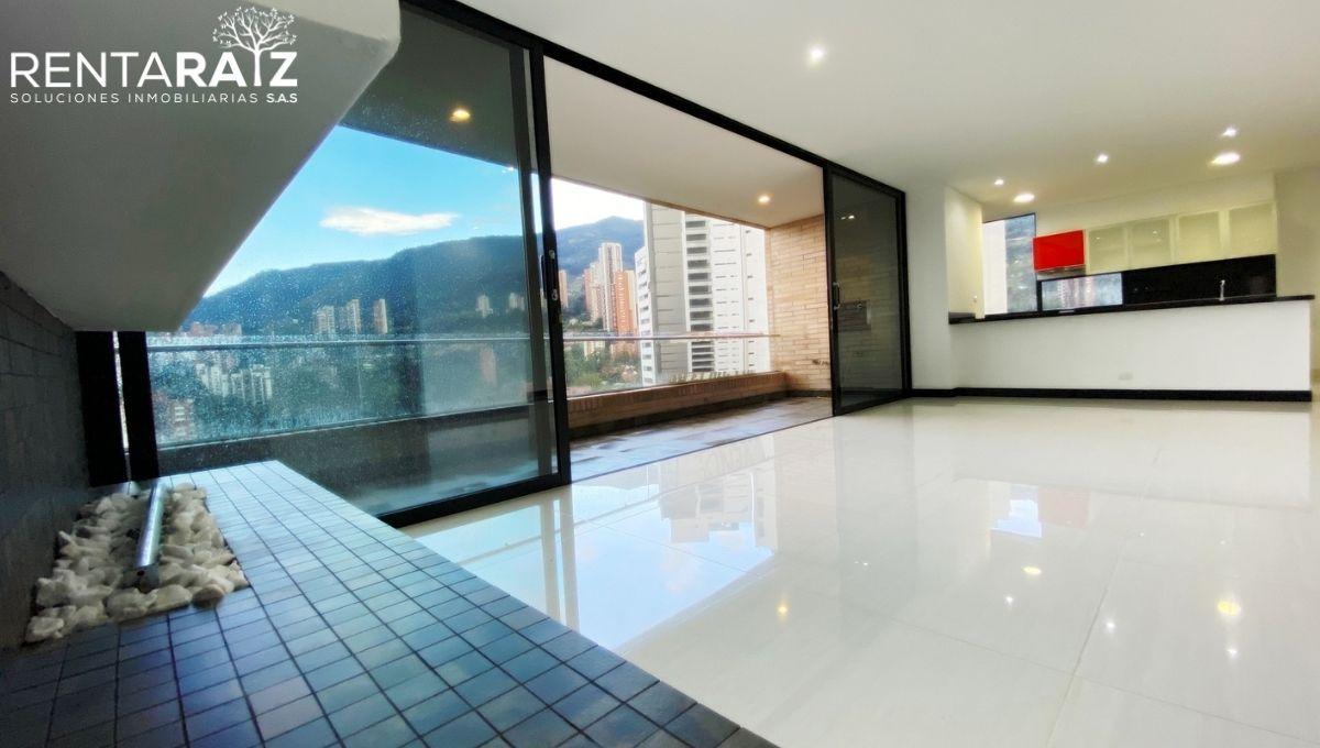 El Poblado – Hermoso Apartamento De Lujo Piso Alto Con Increíble Vista (Cod 768)