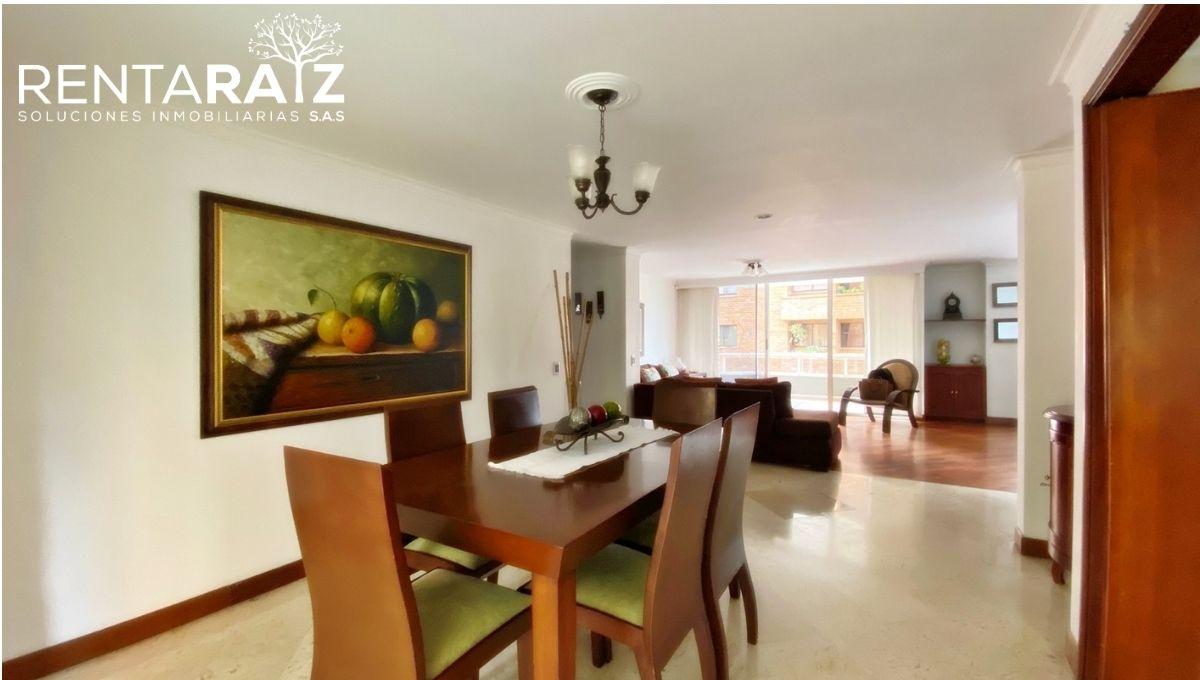 El Poblado – Espectacular Apartamento Con Amplios Espacios En Sector Exclusivo Del Sur (Cod 357)